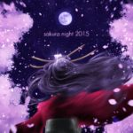 sakura night 2015